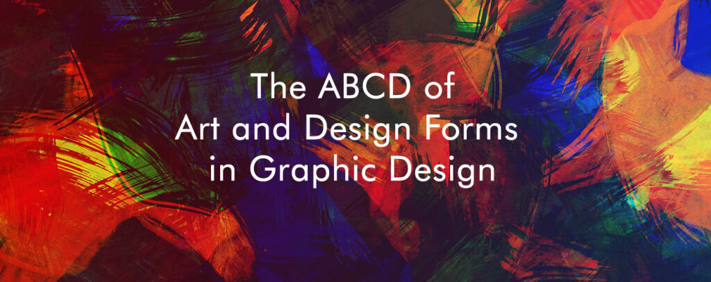 abcd of art and design in graphic design